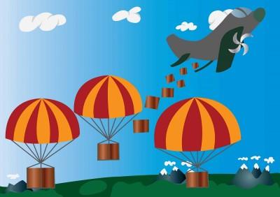 Что такое airdrop